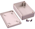 Buy Plastic Enclosure 23x57.04x27mm Grey ABS IP54