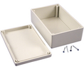 Buy Plastic Enclosure 167x107x53mm Grey ABS IP54