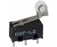 Buy Micro switch 3 AAC / 2 ADC Roller lever Snap-action switch 1 change-over (CO)