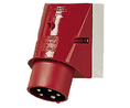 Buy CEE wall device plug Red 16 A/400 VAC