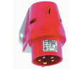 Buy CEE wall device plug Red 32 A/400 VAC