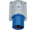 Buy CEE surface mounted device plug Blue 16 A/230 VAC