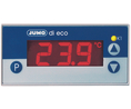 Buy Digital Temperature Display, Pt100 / Pt1000 / KTY2X-6, 13 mm, 230 VAC, 3 digits