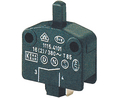 Buy Micro switch 16 AAC Plunger Slow action contact element 1 break contact (NC)