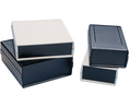 Buy Plastic Enclosure 205.7x157.5x63.5mm Black ABS IP00