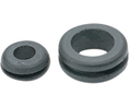 Buy Rubber grommet, round 16 mm