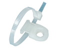 Buy Cable tie mount 5 mm Natural Polyamide 6.6