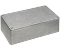 Buy Zinc Die Cast Enclosure 120x94x56.1mm Die-Cast Zinc Metallic IP54