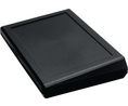 Buy Desk casing 320x210x62mm Black ABS IP40