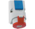 Buy CEE socket outlet combinations, wall-mounting