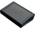 Buy Desk casing 188.5x133.5x56.5mm Black ABS IP40