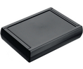Buy Desk casing 188.5x133.5x75.5mm Black ABS IP65