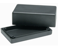 Buy Plastic Enclosure 167x107x53mm Black ABS IP54/IP66