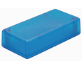 Buy Miniature Plastic Enclosure 35x60x20mm Translucent Blue ABS IP54