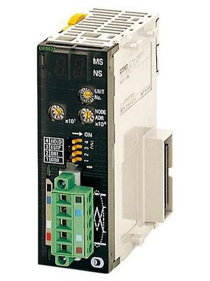 Cj1w Drm21 Devicenet Unit Cj Nj Omron Industrial Automation