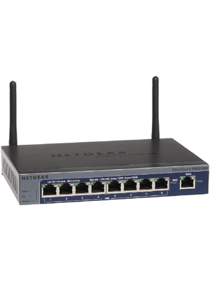 Wireless VPN firewall, ProSafe
