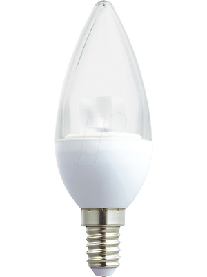 LED-Lampe E14 5 W 2700 K 350 lm dimmbar warmweiss 200 °
