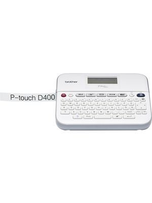 P-touch Etikettendrucker Thermo-Direkt QWERTY 3.5 mm...18 mm Etikettendrucker, Thermo-Direkt, 180 dpi