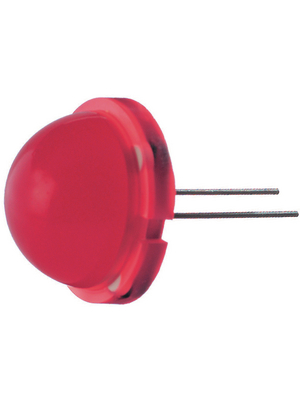LED 20 mm rot 120 ° 10 mA 5.7 V