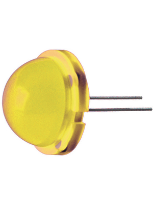 LED 20 mm gelb 120 ° 10 mA 5.85 V