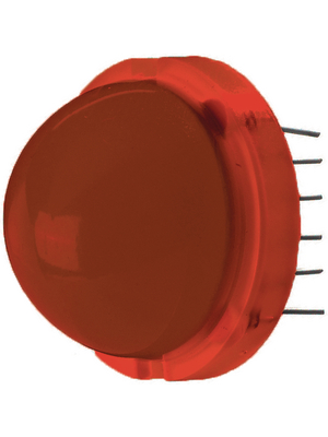 LED 20 mm rot 120 ° mA 1.85 V