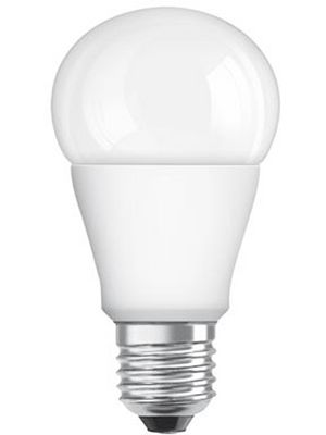 LED-Lampe E27 9 W 4000 K 806 lm dimmbar weiss