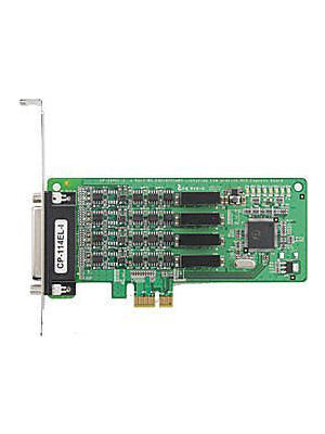 Schnittstellen-Karte PCI-E x1 Card4x RS232/422/485 DB9M (Cable)
