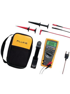 fluke 179 eda2 eur kaufen multimeter kit fluke. Black Bedroom Furniture Sets. Home Design Ideas