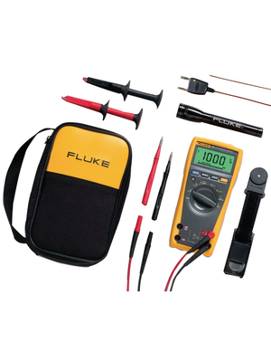 fluke 179 mag2 kaufen multimeter kit fluke distrelec. Black Bedroom Furniture Sets. Home Design Ideas