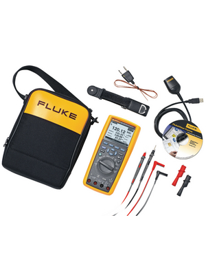 fluke 289 fvf kaufen multimeter kit fluke distrelec. Black Bedroom Furniture Sets. Home Design Ideas