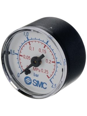 Manometer 0...1.0 MPa -20...+60 °C G1/4 50 mm