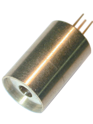 Lasermodul rot 635 nm 1 mW Punktlaser CW (continuous wave)