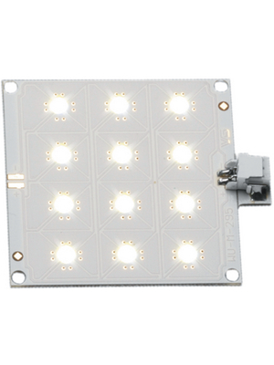 LED-Modul 27.5 x 6.8 mm 350 mA 1.2 W weissLEDs