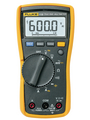 Multimeter digital FLUKE 115  CAL TRMS AC 6000 digits 600 VAC 600 VDC 10 ADC Buy {0}
