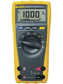 Multimeter digital FLUKE 175  CAL TRMS AC 6000 digits 1000 VAC 1000 VDC 10 ADC Buy {0}